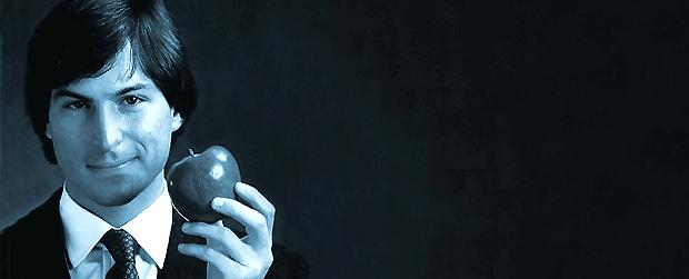 El joven y ambicioso Steve Jobs